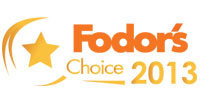 foder's choice 2013, Sally Webster