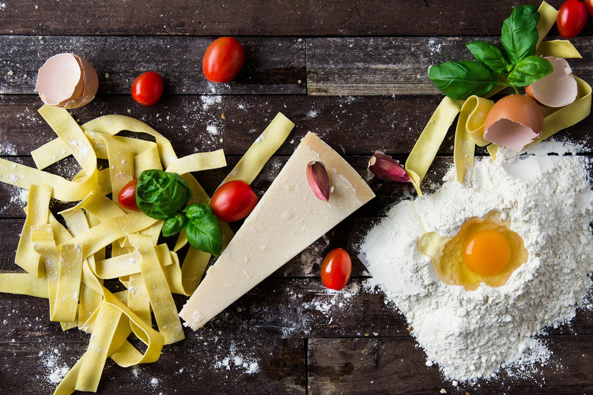 Learn to make Pasta with Chef Sawsan