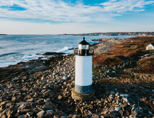 Straitsmouth Light